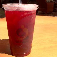 Teavana ice tea :)
