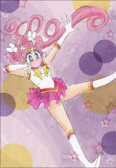 Parallel Sailor Moon by LovelessAndWaiting on deviantART Sailor Kousagi