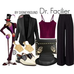 Dr. Facilier- Princess and the Frog