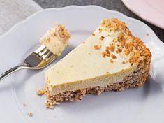 Käsekuchen ohne Zucker: Rezept für einen luftigen und sahnigen Kuchen