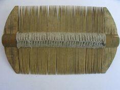 Hmong Bamboo Comb