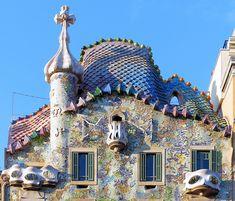 Barcelona - Passeig de Gràcia 043 03   von Arnim Schulz