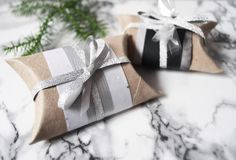 DIY: RECYCLE TOILET PAPER ROLLS AS TINY GIFT BOXES (via Bloglovin.com )