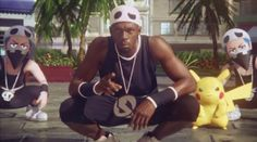 Usain Bolt and Pikachu Thunderbolts us all by joining Team Skull on Pokemon Day: Happy 21st Birthday to Pokémon! Now get… (via Japanator)