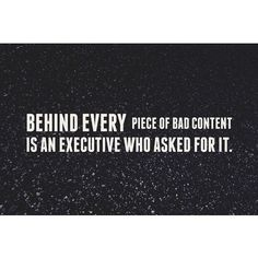Courtesy M. Brenner. #content #industry #executives #business #online #media #web #streaming