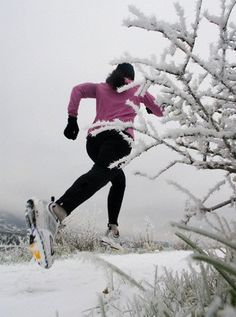 Our tips for #exercising #outdoors in the #winter!