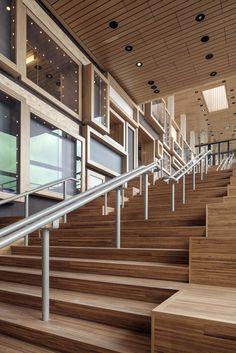 Rozet Culture House - scagliolabrakkee / © Neutelings Riedijk Architects