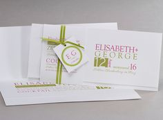 #Letterpress #Hochzeitskarten #kreativehochzeitskarten #einladungskarten  Macaroons M36-014-V
