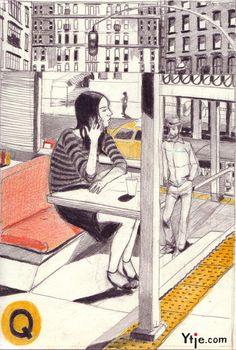 """Near St. Mark's Place, NYC"" (2006)"