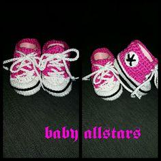 Baby Allstars Patroon stoerestappers
