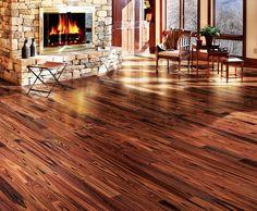 Mullican Engineered Sumatra Rosewood Floor