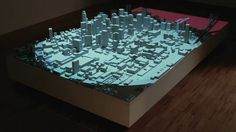 HERE, the next generation location intelligence provider and spatial branding agency GRAFT Brandlab asked us to develop a concept for visualizing location intelligence on their 3D model of San Francisco.   The installation showcases HERE's expertise in providing location intelligence by harnessing the power of Big Data.  The Augmented City Model is among the winners of the Creative Technology Award 2015.  client: HERE agency: GRAFT Brandlab concept: Olivier Fröhlich animation: Jan W...