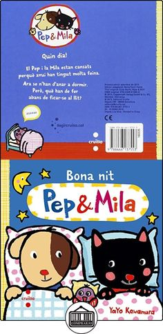Bona Nit. Pep & Mila Yayo Kawamura ✿ Libros infantiles y juveniles - (De 0 a 3 años) ✿