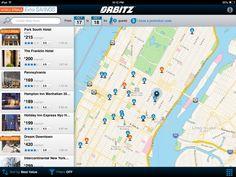 Maps | TabPatterns: Tablet UI Patterns