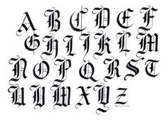 Black Letter by Brian Colvin