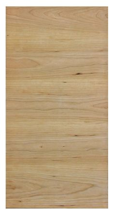 Cabinet Door World - Solid Slab Door - Cherry, $0.01 (http://www.cabinetdoorworld.com/solid-slab-door-cherry/)