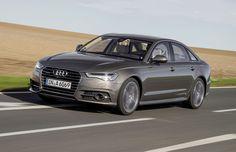 Essai Audi A6 et S6 restylées (2015) : les photos