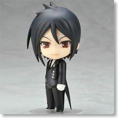 Nendoroid Sebastian Michaelis (PVC Figure) Good Smile Company Black Butler Nendoroid