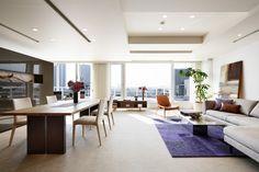 aoyama nomura design / seta first residence, futakotamagawa tokyo   が大切にしているのは  瀬田ファースト
