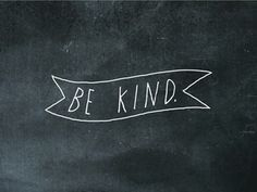 be kind ribbon - shanna murray