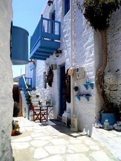 Ano Syros,Syros Island, Greece