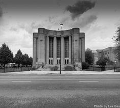 Art Deco Chicago Vocational Academy