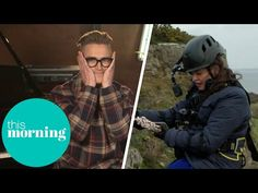 Tom Fletcher On Seeing his Wife Giovanna on I'm a Celebrity | This Morning - YouTube Tom Fletcher, Uk Tv, Dumb And Dumber, Toms, Celebrity, Album, Youtube, Celebs, Youtubers