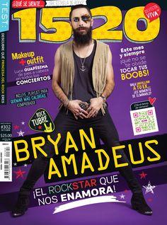 Bryan Amadeus por Neri para 15a20, México, octubre 2014