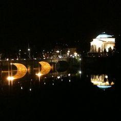 Gran Madre e Ponte Vittorio Emanuele I