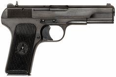 Tokarev TT-33 - 7.62x25mm Tokarev