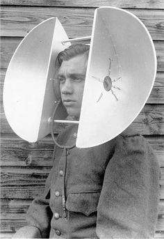 Sound Mirrors and Other Sensory Expansion Devices: From Wartime...