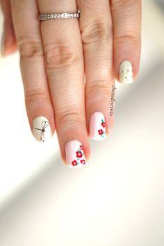 nail art printemps