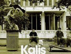 Josh Kalis  Love Park