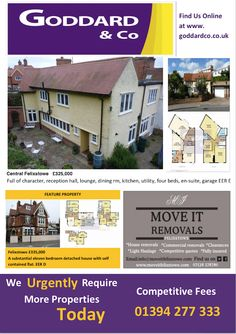 Felixstowe Property For Sale