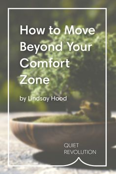 What's at the core of growing beyond your comfort zone? Self-care. Here's why.