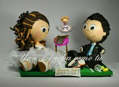 Laura y Juan, el dia mas importante de su vida...!!!