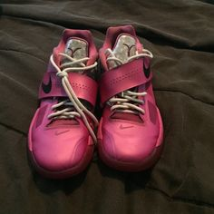 a47e2b257d27 Pink Nike sneakers Aunt Pearl remembrance pink Nikes very lightly used Nike  Shoes Sneakers