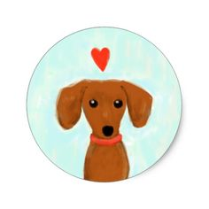 """Acquire fantastic pointers on """"dachshund pups"""". Arte Dachshund, Mini Dachshund, Daschund, Dachshund Puppies, Weenie Dogs, Doggies, My Funny Valentine, Wow Art, Dog Paintings"""