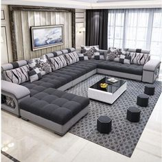 Source Furniture Factory Provided Living Room Sofas/Fabric Sofa Bed Royal Sofa on m.alibaba.com #livingroomsets