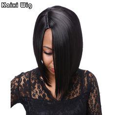 短い黒かつらbobヘアスタイルショートかつら黒人女性安い髪かつら短い黒合成かつらコスプレ耐熱髪