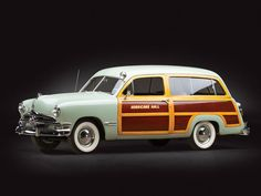 1950 Ford V-8 Custom DeLuxe Station Wagon | Sam Pack Collection 2014 | RM Sotheby's