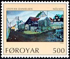 De postzegels van Faroer in 1990 Check more at http://www.postzegelblog.nl/2017/09/30/postzegels-faroer-1990/