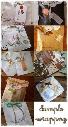 sample wrapping by gurulii, via Flickr
