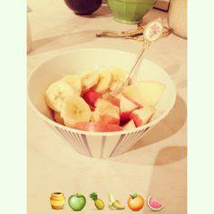YUMMY home made  ! #home #homemade #fruits #pleasure #fruits