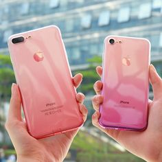 FLOVEME Gradient Phone Case For iPhone 7 6 6S Plus 5 5S SE Luxury Silicon Soft TPU Thin Back Cover For iPhone 5 6S 7 Plus Cases-in Fitted Cases from Cellphones & Telecommunications on Aliexpress.com | Alibaba Group | @giftryapp