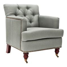 I pinned this Grace Club Chair from the Living Room Under $450 event at Joss and Main!