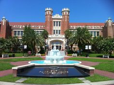 Continuation in reasons for University of Florida as my top school: Average GPA and SAT/ACT scores: 3.54 - 3.99 • Tuition Fee per class: $135 • Total Tuition cost for one semester of a full-time student: $15,322 • What programs/majors is that institution known for: Medicine  • Average class size: 32 • Sports programs offered: Football, soccer, lacrosse, basketball, volleyball etc. • Extracurricular programs offered: Greek affairs, community service, student government.