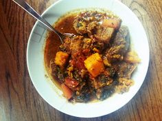 Framing Cali: Cold Fighting Beef Stew in a Crockpot - A Paleo & Whole 30 Recipe