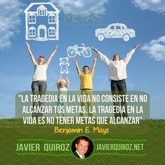 Tener Metas es Fundamental para Avanzar #frasepoderosa - Coaching Marketing y más en http://ift.tt/1OECVwE
