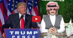 Saudi prince who tried to pick a fight with him makes big mistake.